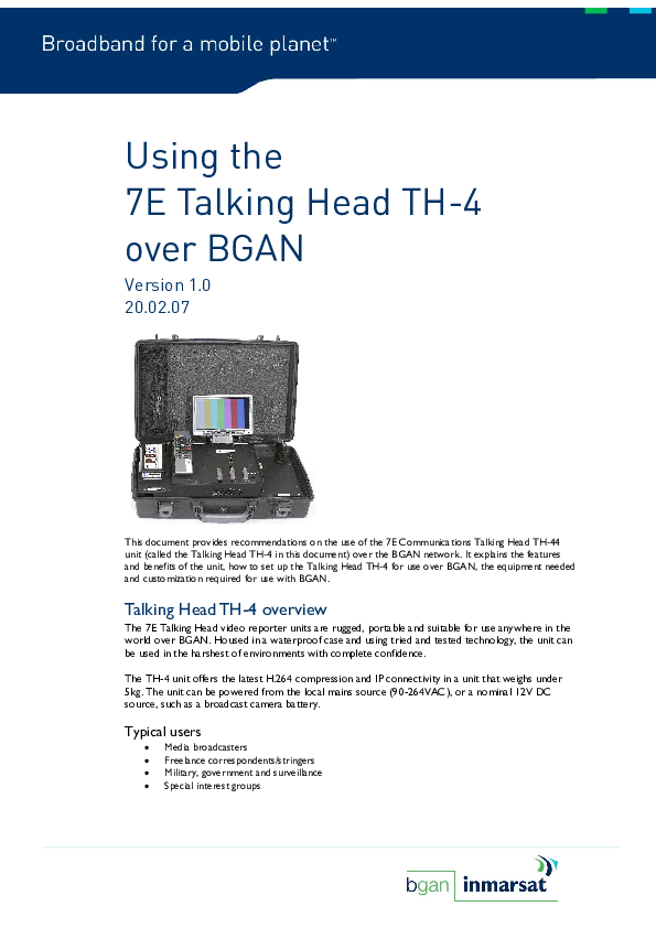 Inmarsat_Using_Talking_Head_TH-4_Over_BGAN.pdf