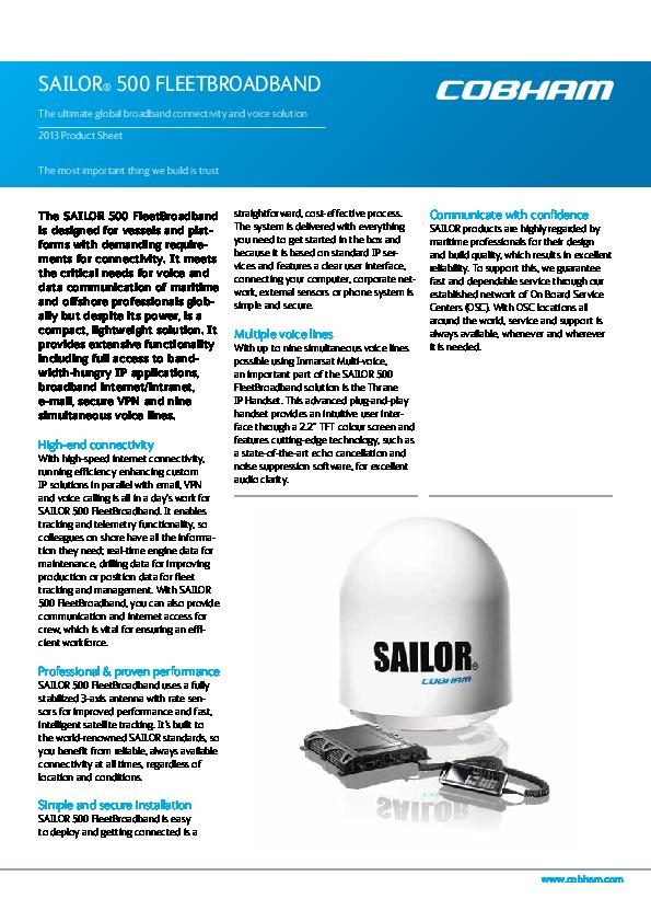 SAILOR Fleet Broadband 500 Brochure.pdf