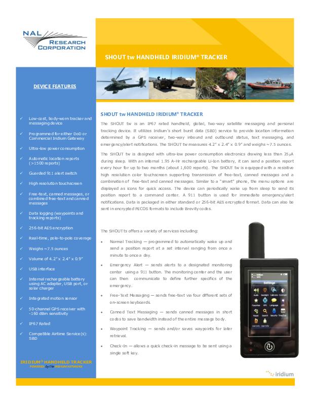 Product-Information-SHOUT-tw-2019.pdf