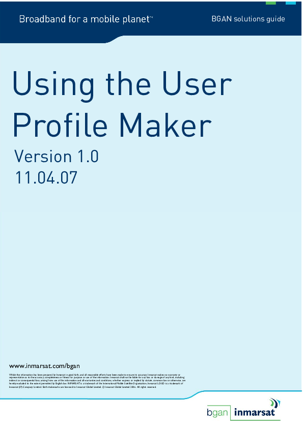 Inmarsat_Using_the_User_Profile_Maker.pdf